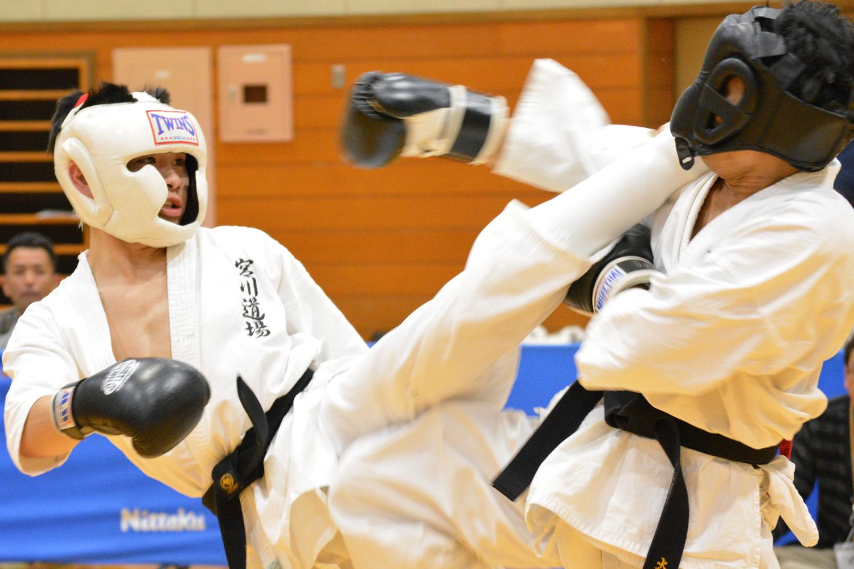 第34回 新実戦空手道選手権大会